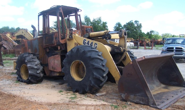 John Deere 644G Parts