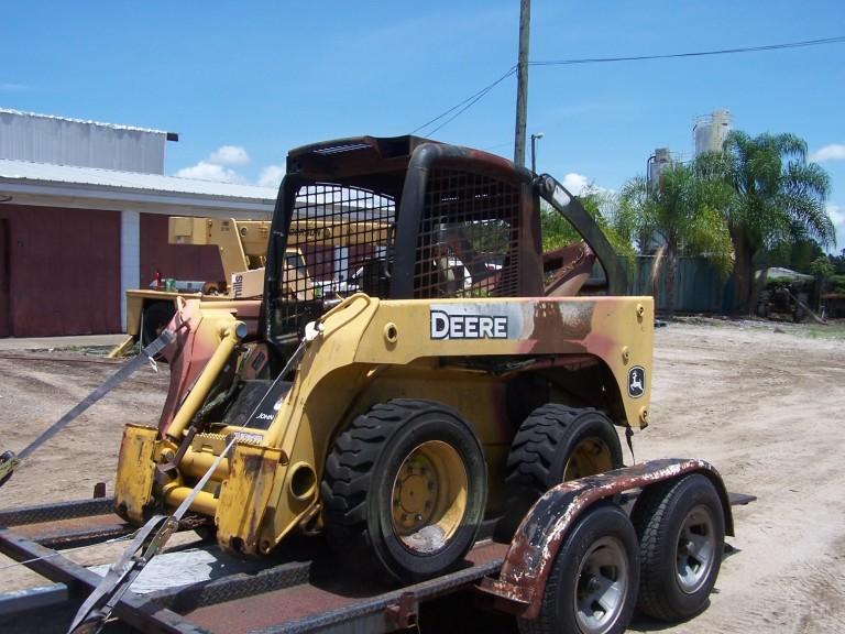 John Deere 320A Parts