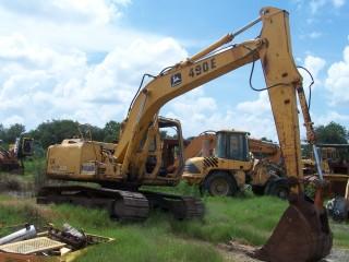 John Deere 490e excavator manual