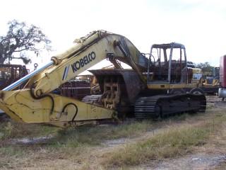 Kobelco SK300LC MK IV Parts
