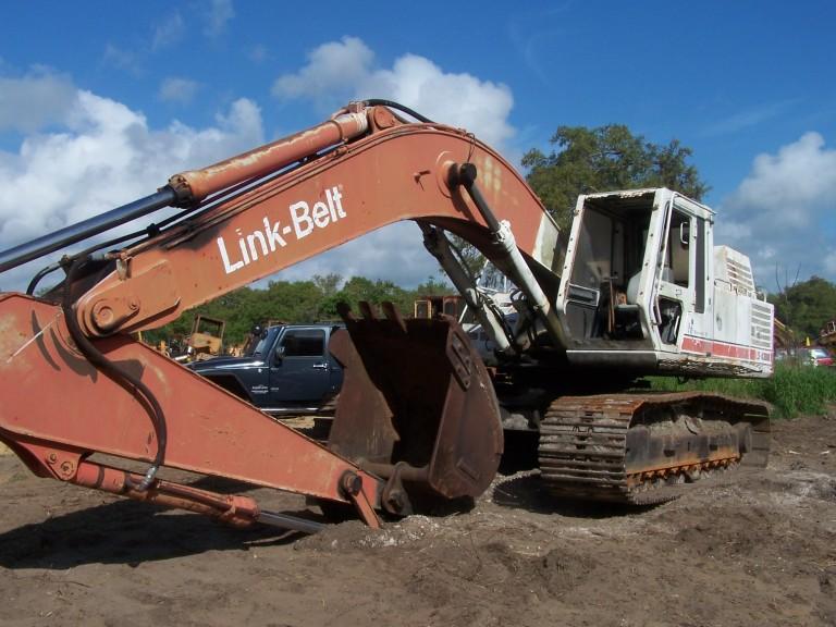 Link-Belt 4300C2 Parts