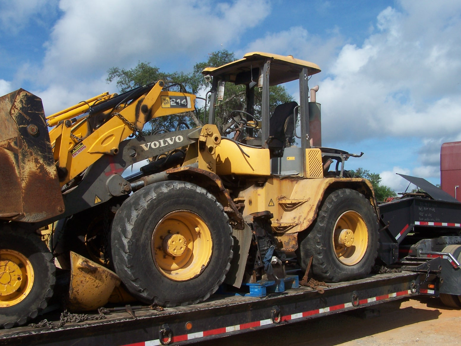 Champion Ford Erie >> Volvo L45 Parts   Southern Tractor