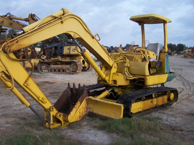 Yanmar Salvage Tractor Parts : Yanmar b parts southern tractor
