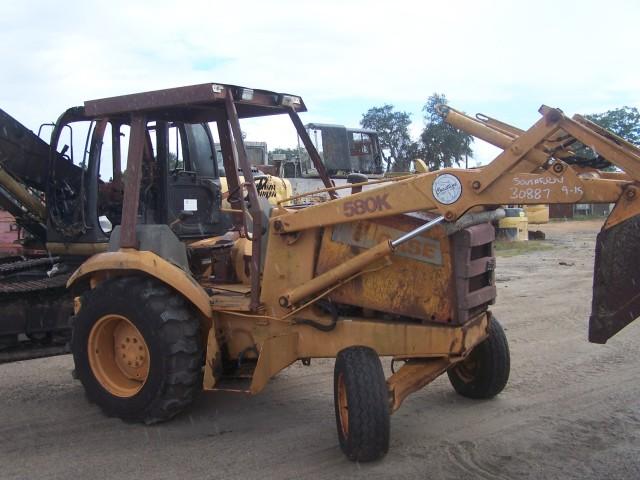580 Case Backhoe Parts : Case k parts southern tractor