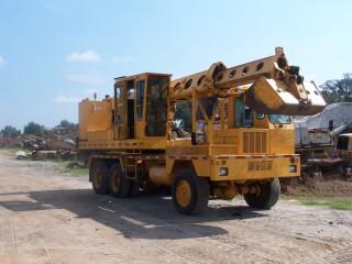 Gradall 660E Parts