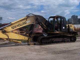 New Holland EH215 Parts