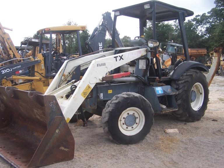 Terex 760B Parts