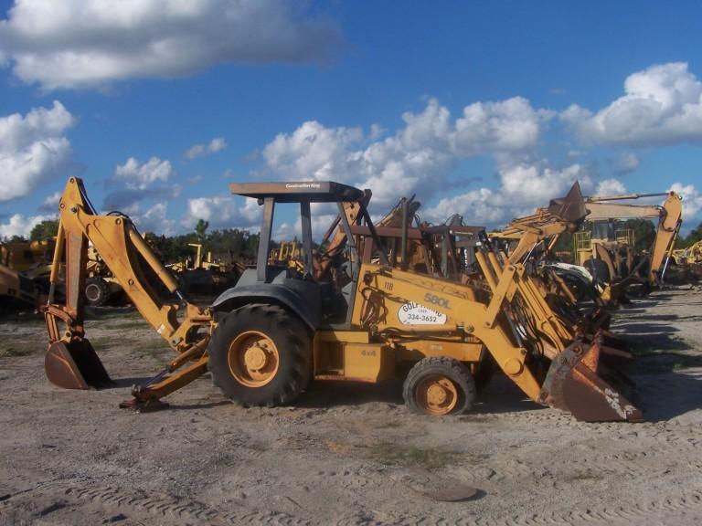 Case 580L Parts