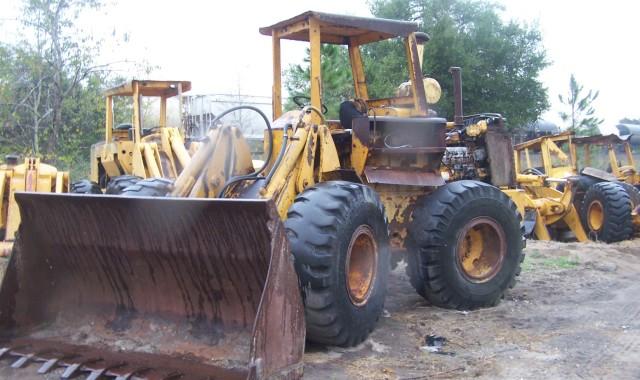John Deere 644A Parts