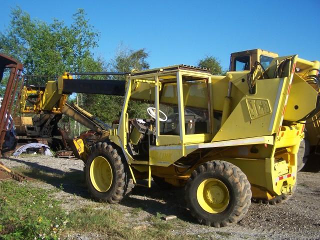 JCB 530BHL-4 Parts