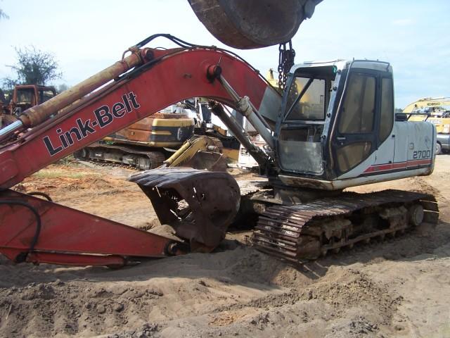 Linkbelt 2700 Q Parts