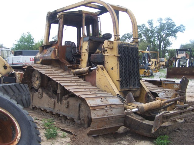 Caterpillar D5H Parts | Southern Tractor