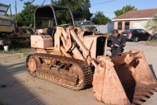 John Deere 450C Parts