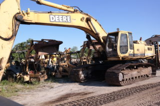 John Deere 450LC Parts