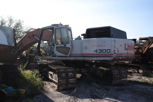 Linkbelt 4300Q Parts