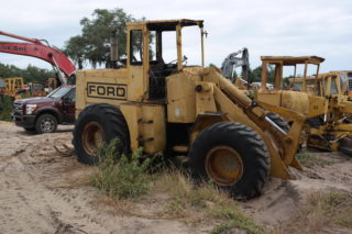 Ford 66A Parts