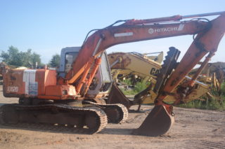 Hitachi EX120-2 Parts
