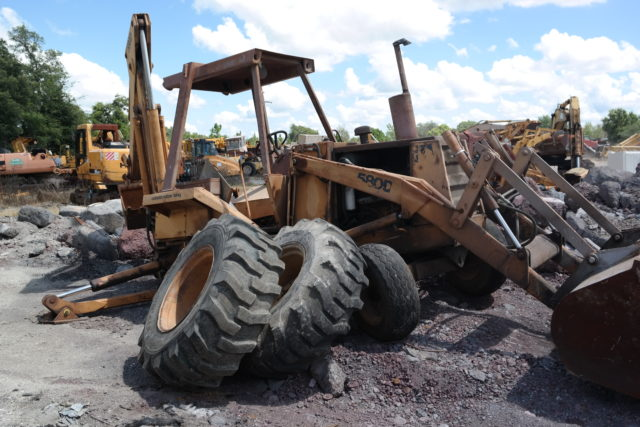 Champion Ford Erie >> Case 580D Parts   Southern Tractor