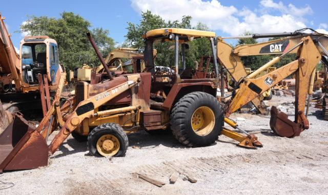 John Deere 310C Parts