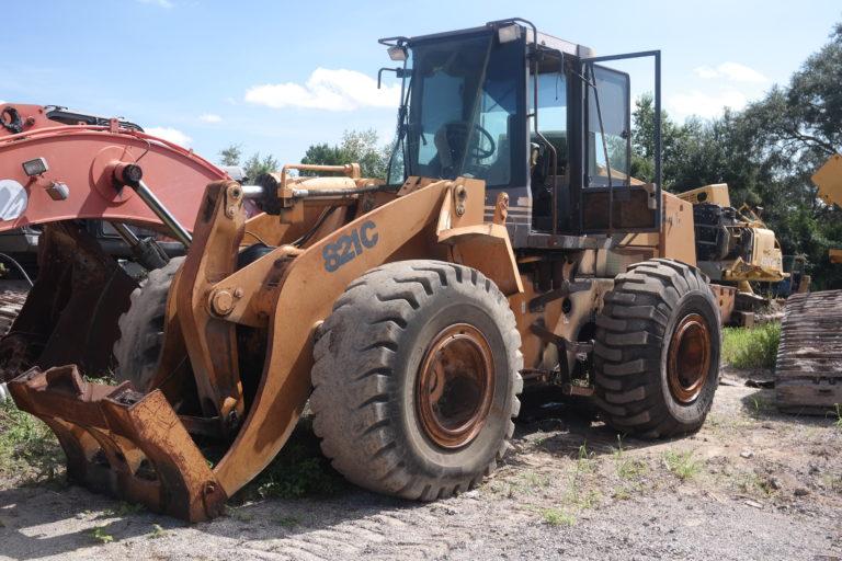 Case 821C parts