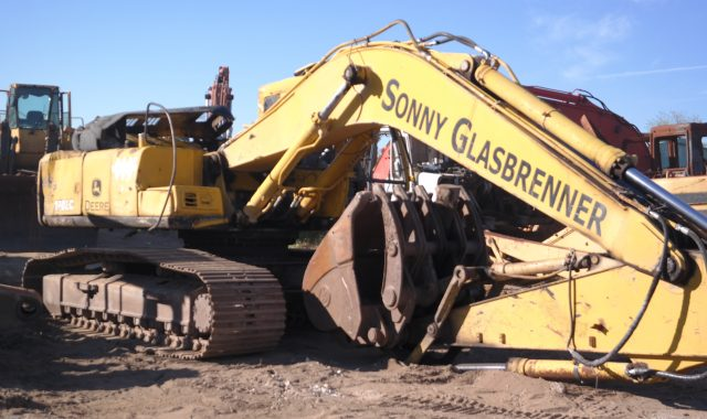 John Deere 270LC Parts