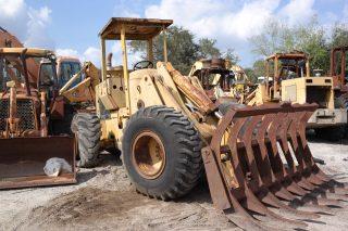 John Deere 644B Parts