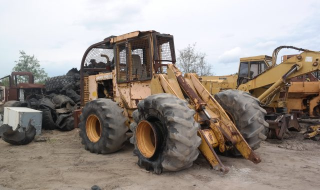John Deere 544D Parts