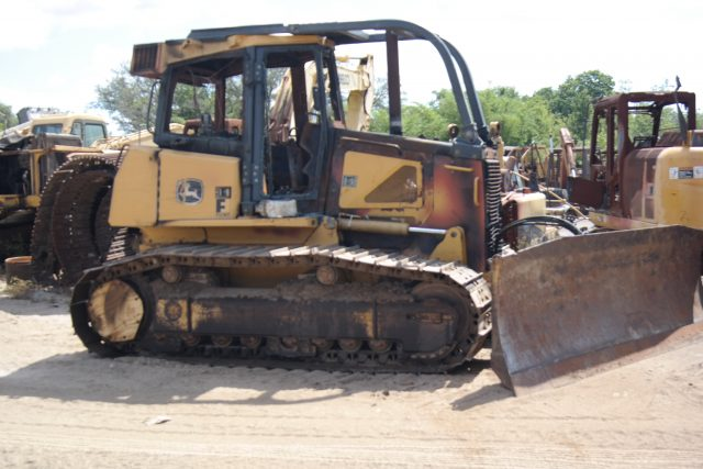 John Deere 750J Parts - Heavy Equipment Parts | Southern Tractor