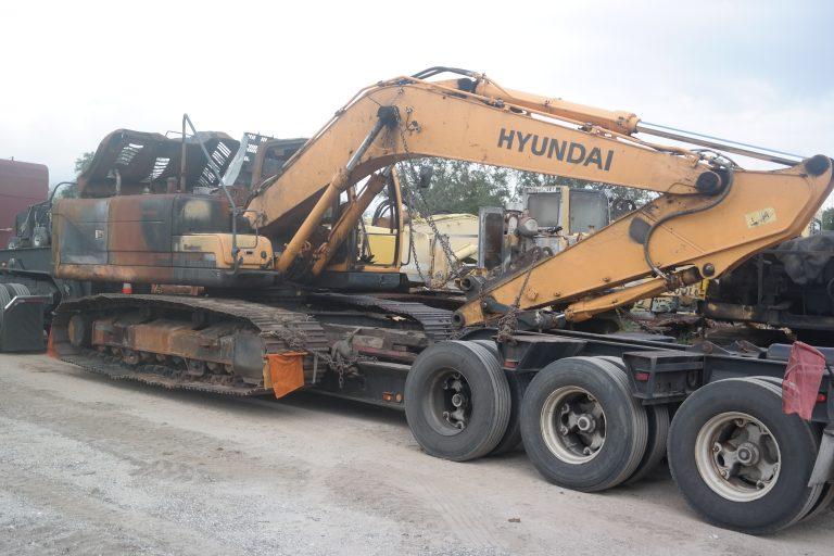 Hyundai R220-9 Parts