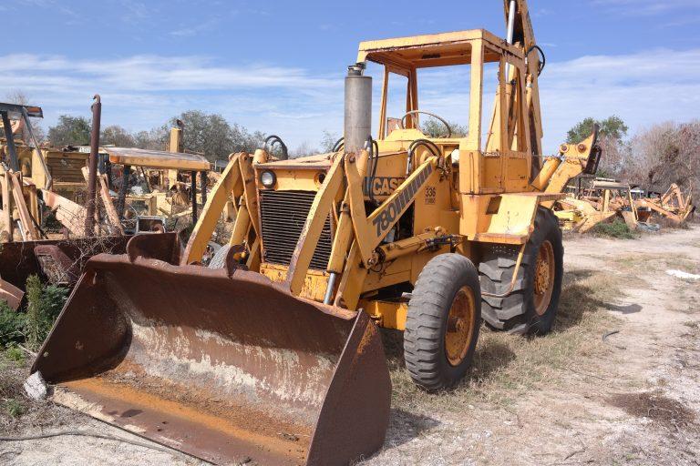 Case 780CK Parts