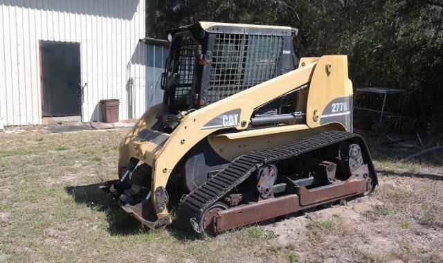 Caterpillar 277B parts