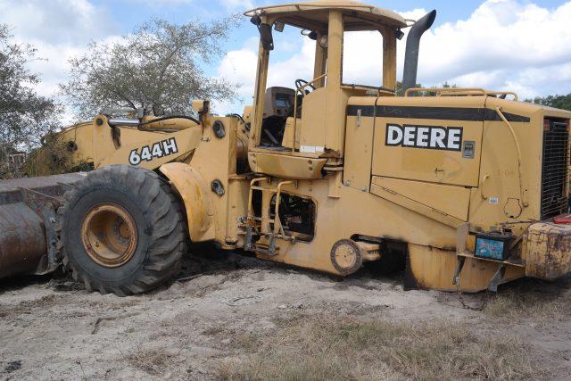 John Deere 644H Parts