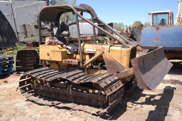 John Deere 350B Parts