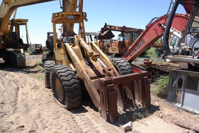 John Deere 544C Parts