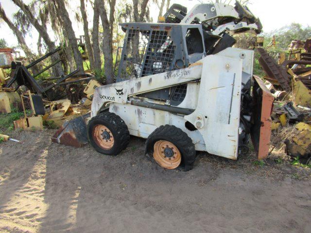 Bobcat 863 parts