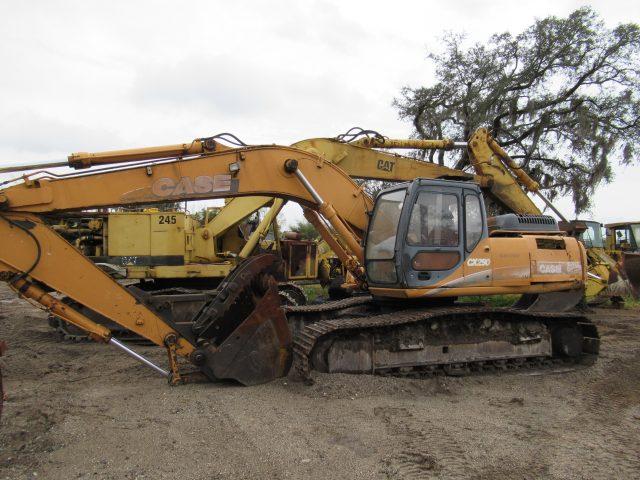Case CX290 parts