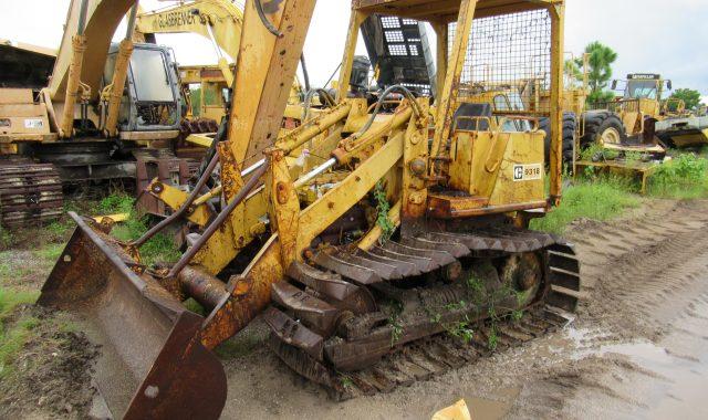 Caterpillar 931B parts