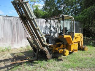 JCB 930 Parts