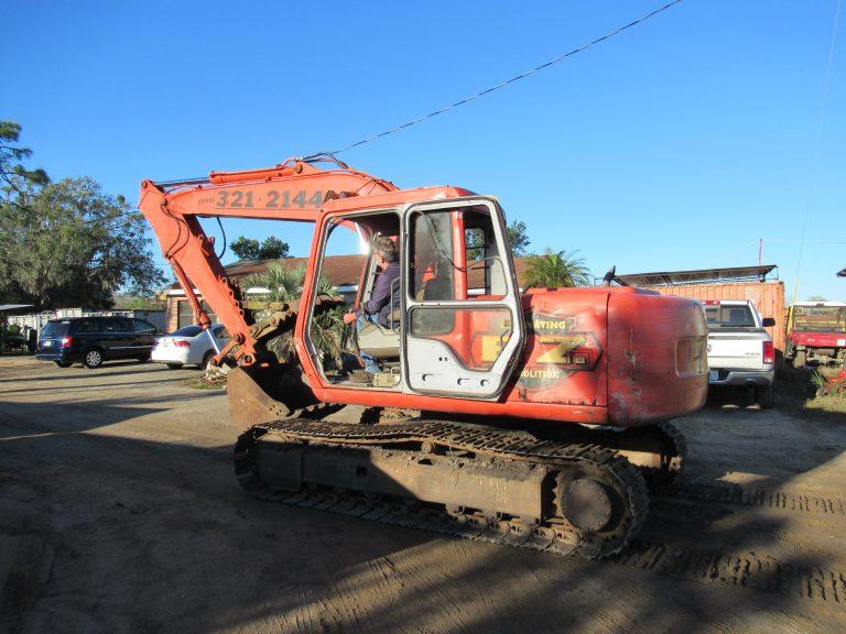 John Deere 490E parts
