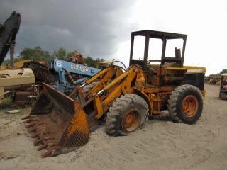 John Deere 544A parts