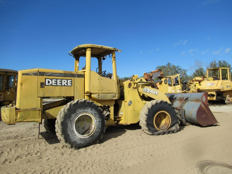 Heavy Equipment Parts | Southern Tractor