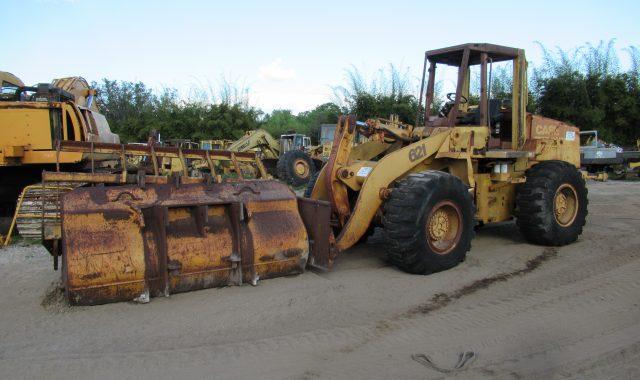 Case 621 parts