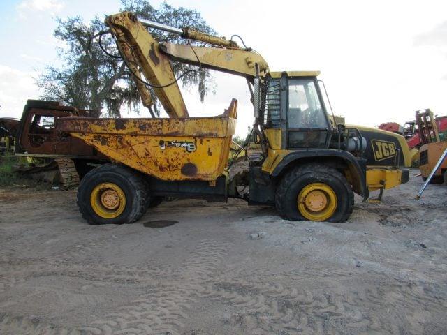 JCB 718 parts