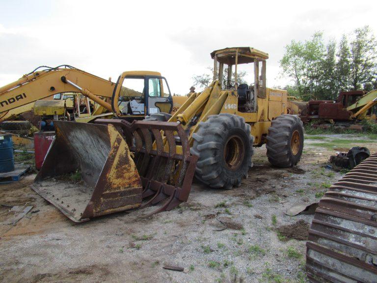 John Deere 644D parts
