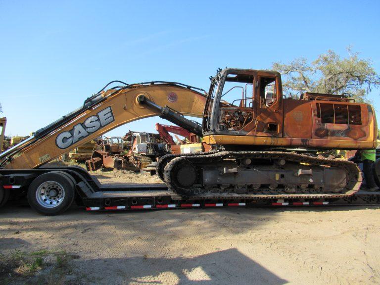 Case CX350D parts